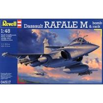 Dassault RAFALE M & bomb rack