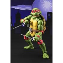 Ninja Turtles TMNT Raffaello figuarts web exclusive Bandai