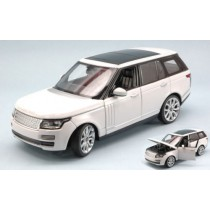 Range Rover IV Serie 2012 White by Rastar