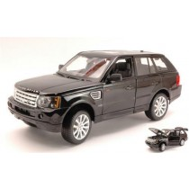 Range Rover Sport 2006 Black by Burago