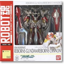 Robot Spirit Reborns Gundam/Reborns Cannon