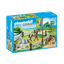 Playmobil country Recinto dei cavalli