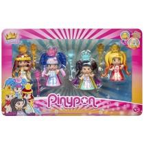 Pinypon  Regine 4 personaggi