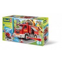 Revell Junior kit camion pompieri