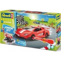 Revell Junior kit red car