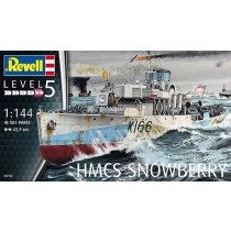 Flower Class Corvette HMCS Snowberry