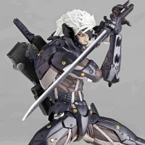 Revoltech Series No.140 Raiden