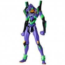 Revoltech NGE Evolution Eva-001 Unit 01