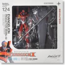 Evangelion Action Figure Revoltech Yamaguchi #124 Eva 02 Q Theatrical Release Version