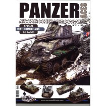 Panzer Aces Mag 51 Winter Camouflages