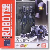 Robot Spirits Aries OZ