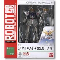 Robot Spirits Gundam F91 R059