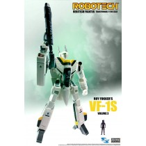 Robotech Veritech Micronian Pilot Collection Action Figure 1/100 Roy Fokker VF-1S
