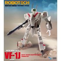 Robotech Veritech Micronian Pilot Collection Action Figure 1/100 Rick Hunter VF-1J