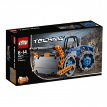 Lego technic ruspa compattatrice New 01-2018