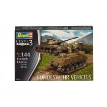 Bundeswehr Veh. M47 Patton & HS 30 & LKW 5t gl