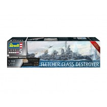 Flectcher Class Destroyer Platinum edition Revell