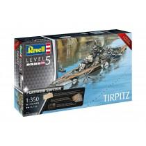Battleship Tirpitz Platinum Edition