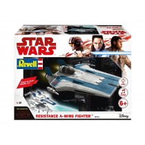 Resistance A-Wing Fighter Blue