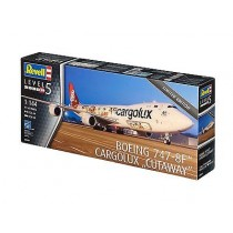B747-8F Cargolux cutway (Limited Edition)