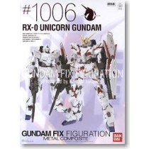 GFF Metal Composite Unicorn Gundam