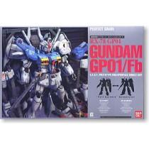 PG Gundam RX-78 GP-01 FB 1/60