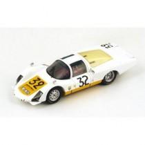 Porsche 906 n°32 6th 24h Le Mans 1966 de Klerk Schütz