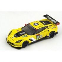 Chevrolet Corvette C7.R n°64 Winner LMGTE PRO 24h Le Mans
