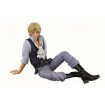 One Piece Sculture big Zoukeio special film gold figure- Sabo