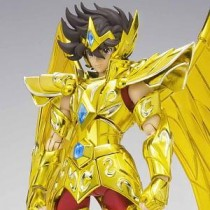 Saint Seiya Myth Cloth Sagittarius Omega Bandai