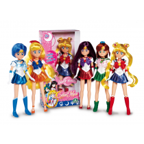 Sailor Moon Doll Moon Giochi Preziosi FIGURE SAILOR MOON