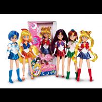 Sailor Moon Doll Mars Giochi Preziosi  FIGURE SAILOR MARS