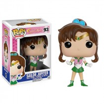 POP animation Sailor Moon Jupiter 93