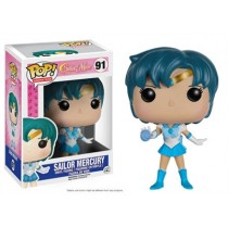 POP animation Sailor Moon Mercury 91