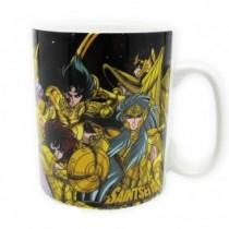 Mug Saint Seiya by Abyssecorp