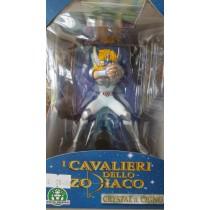 Cavalieri dello zodiaco Crystal il Cigno giochi preziosi statue