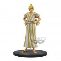 One Piece DXF Grandline Men PVC Statue Sanji (Wano Kuni)