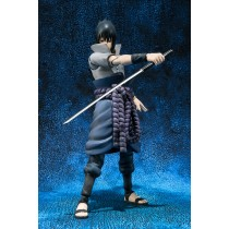 Naruto Sasuke Uchiha Action figure by Bandai