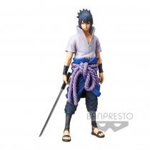 Naruto Shippuden Grandista nero PVC Statue Uchiha Sasuke