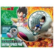 Figure Rise Mecha Saiyan space pod Bandai