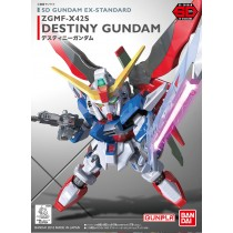 SD Gundam Destiny es standard 009