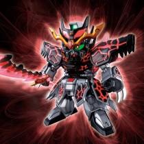 SD Sangoku Sokets Dong Zhuo Gundam