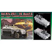 SD.KFZ.251/16 C Flammpanzerwagen