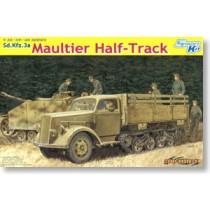 "German Half-Track Truck ""Maultier"""