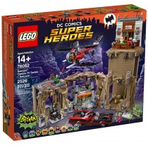 Lego 76052 Serie TV Batman Classic – Batcaverna