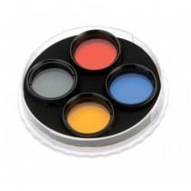 Set 4 filtri colorati Celestron