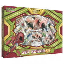 Pokemon Set Scizor EX