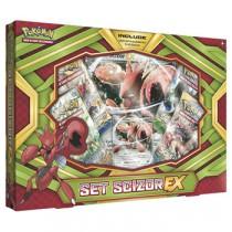Pokemon Set Scizor EX