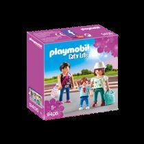 Shopping girls Playmobil 9405