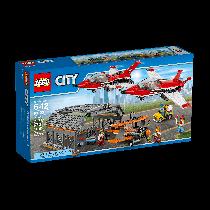 Show aereo Airport Lego City